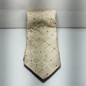 Men's Luxury Tie Nautica 100% Silk